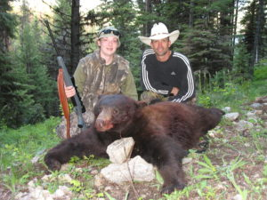 Spring & Fall Bear Hunting